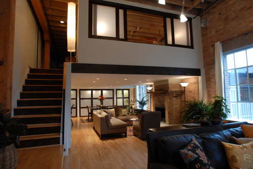 Loft remodel auhlir design - Ideas to decorate a loft ...