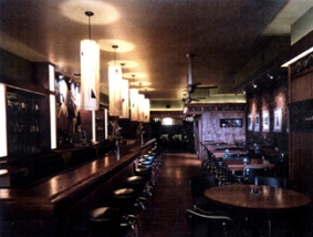 Bar Louie Interior